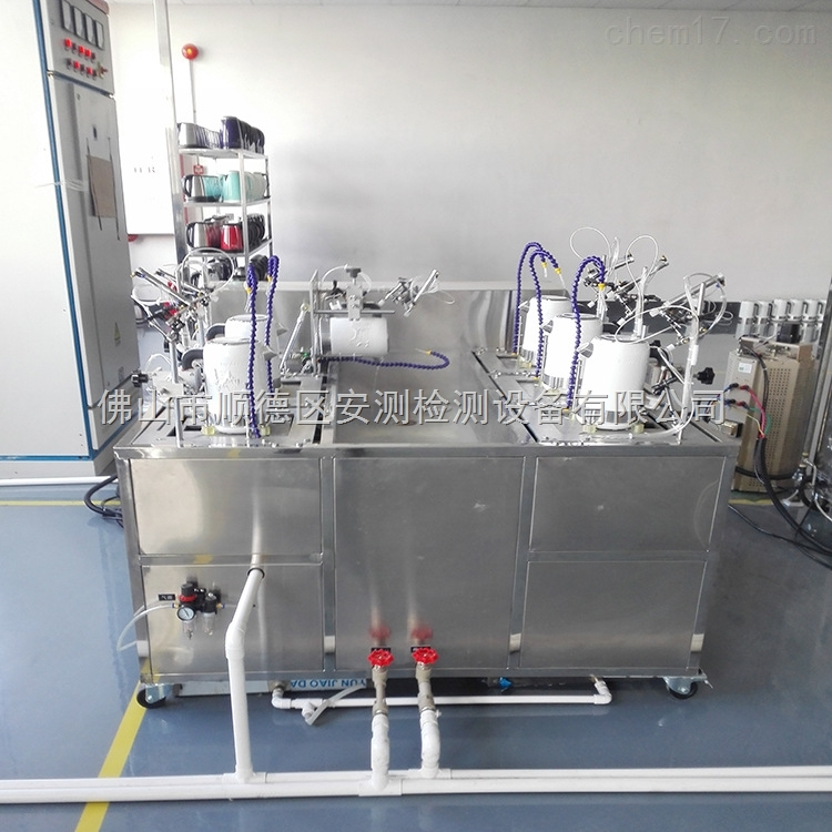 电热水壶寿命测试 水壶老化试验设备