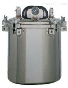 YX-12LM型手提式压力蒸汽灭菌器(煤电两用)