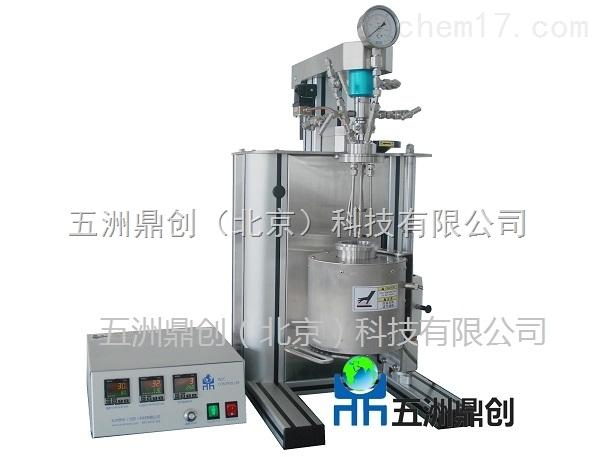 WZWZ系列小型机械搅拌高压反应釜