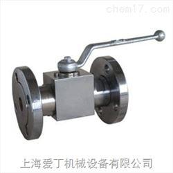 HYDAC贺德克高压球阀操作和使用