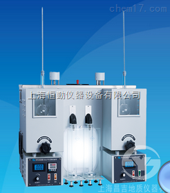 SYD-6536B石油产品蒸馏试验器(低温双管式)