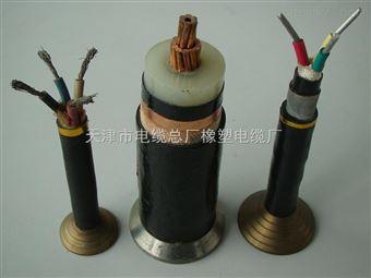 VV22铠装铜芯电缆 VV22 3*35+1*16电缆
