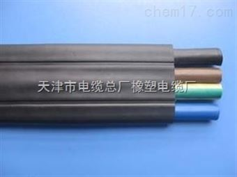 YBF扁平电缆 YB行车电缆