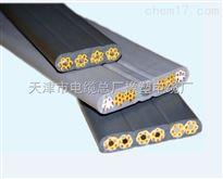 扁型橡套电缆YB 3*6+1*4价格