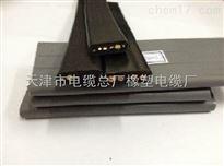 YCB扁平电缆3*70扁形橡套软电缆价格