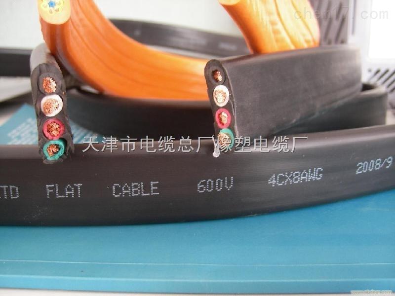 GKFB-6kv 3*35+3*16/3高压橡套扁电缆