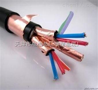 氟塑料计算机电缆DJFPV-10*2*1.5价格