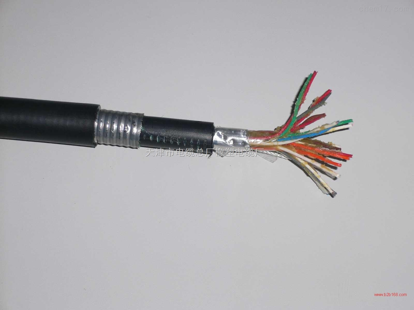 RVVP信号电缆 RVVP屏蔽信号电缆
