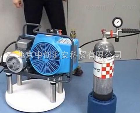 梅思安100TW高壓呼吸空氣壓縮機代理
