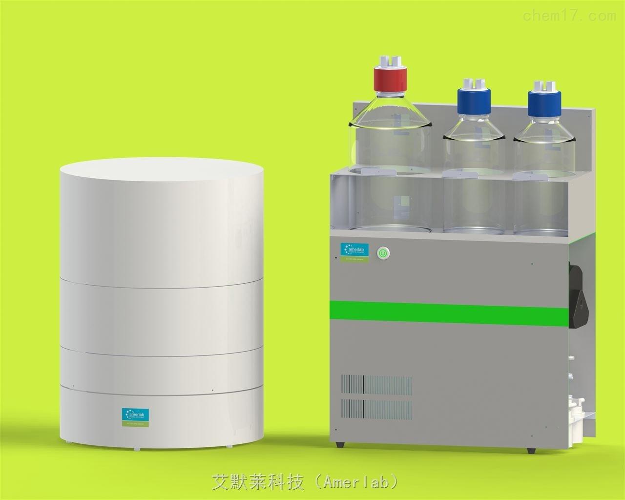 美國AG8亚游艾默萊全自動化亞沸酸純化器AP100 titan