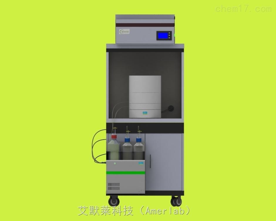美國AG8亚游艾默萊全自動亞沸酸蒸超淨清洗器AC100 auto