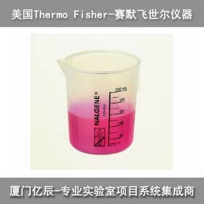 美国赛默飞 Nalgene™ 聚碳酸酯 Griffin 低型烧杯
