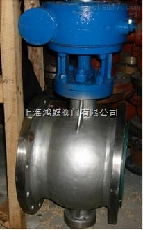 VQ340FYH蜗轮V型球阀
