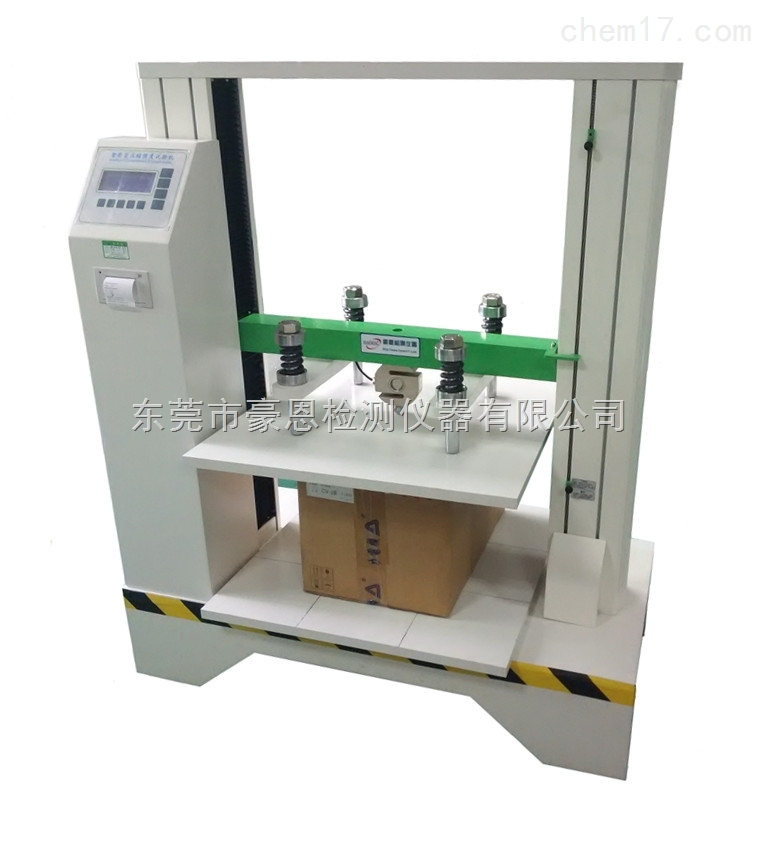 包装箱堆码耐压测试机
