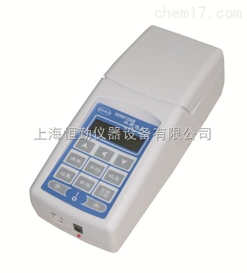 SD9012AB便携式水质色度仪