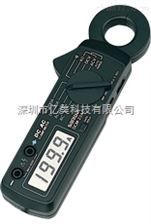 sanwa-dcm22ad迷你型交直流鉗形表