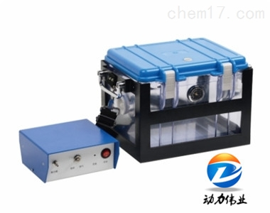 崂山动力挥发性有机物采集器DL-6800型真空箱气袋采样器负压式真空箱气袋采样器