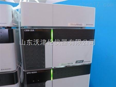 液相色谱仪二手岛津30a液相色谱仪spd-m20a二极管阵列检测器