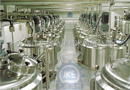 产品展厅 化工机械设备 混合设备 乳化机 1000l生产型高剪切乳化机