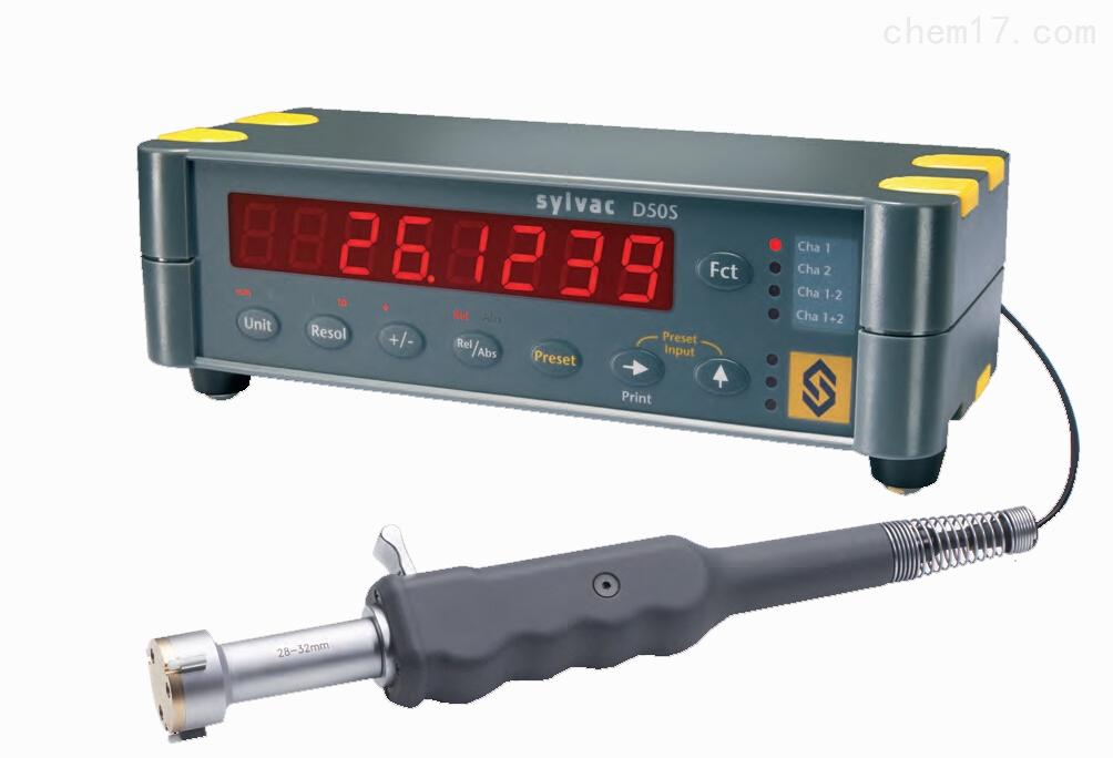 瑞士Sylvac 高精度测孔仪