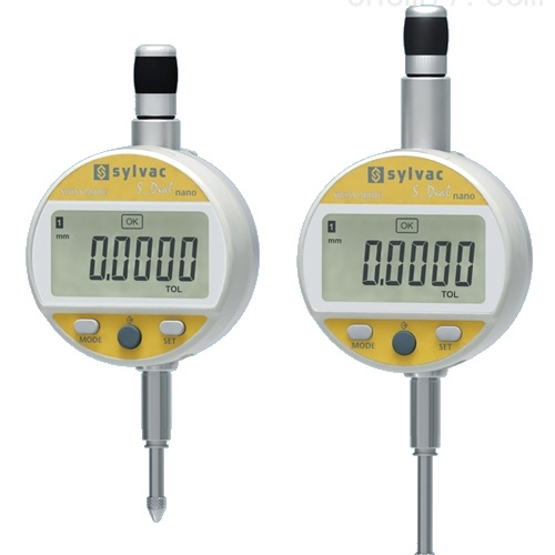 瑞士SYLVAC无线传输蓝牙数显千分表