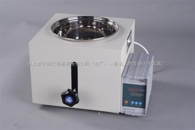 HH-WO-5L多功能油水浴锅/可选升降/不升降(巩义予华仪器厂家直销)