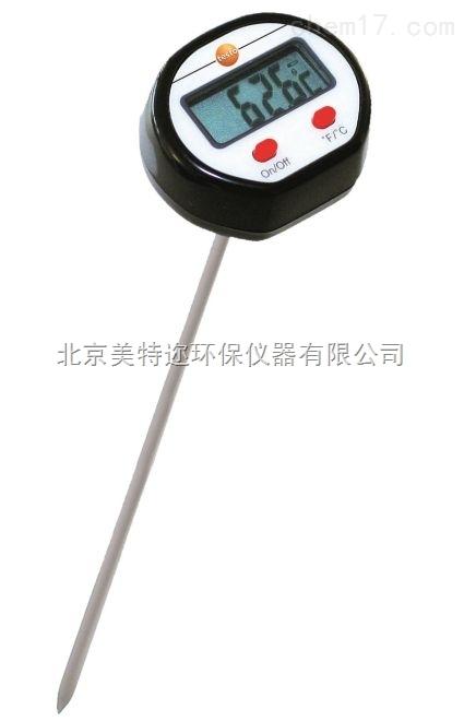 德图进口食品测温仪,食品探针式数字温度计
