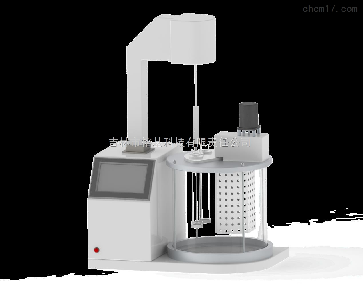 石油产品抗/破乳化测定仪