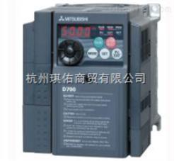 日本三菱变频器FR-F740系列杭州总经销