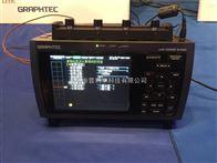 日本graphtec圖技GL900 GL900-8溫度數據記錄儀