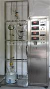 玻璃精馏塔设计及性能测试