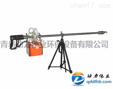 陕西固废气测定一体化盐酸雾硫酸雾采样枪厂家报价单