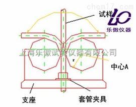 JG3050-10半硬质套管及波纹套管弯曲试验仪