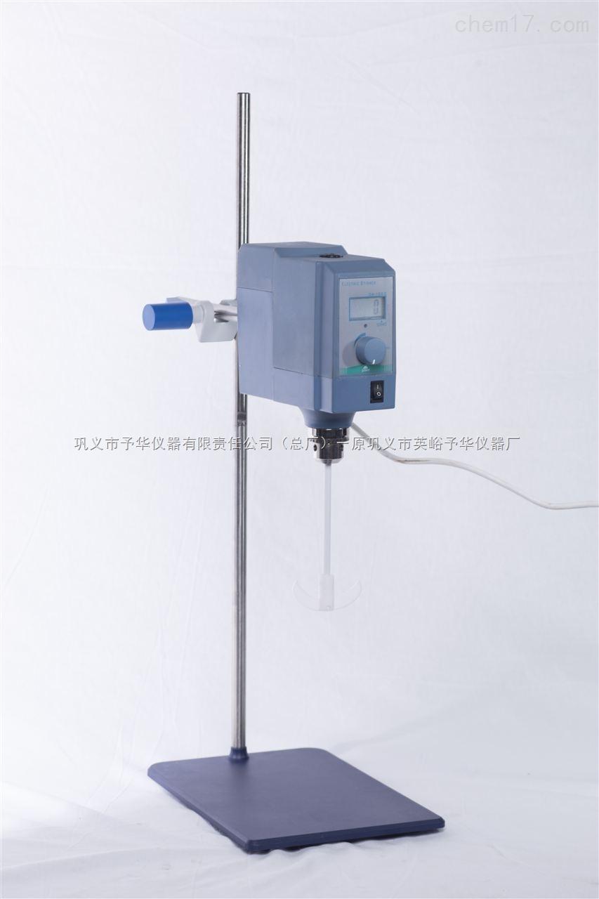 CA-100C电动搅拌器,两个速度档位,数显,无刷电机更稳定