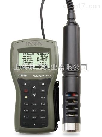 HI9829多参数(15项)测定仪