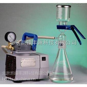 样品前处理设备真空抽滤泵、溶剂过滤器厂家