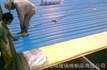 钢结构专用玻璃棉卷毡