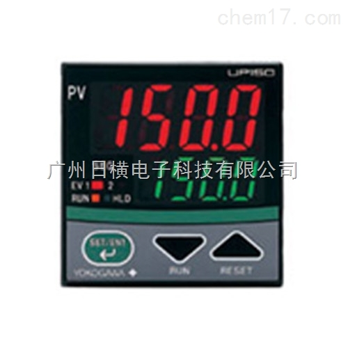 UP150-VN程序调节器日本横河YOKOGAWA数字调节器UP150系列温控器