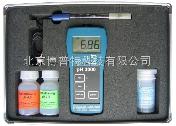 栽培测量土壤原位PH计