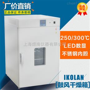 立式DHG-9240B立式300℃高温工业烘箱 恒温PID智能调节