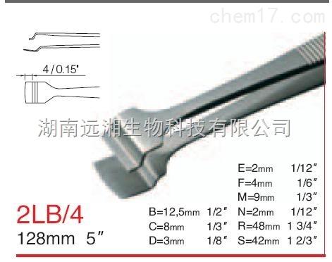 rubis晶圆镊子2LB/4-SA rubis晶圆镊子2LB/P-SA 2寸晶圆镊子