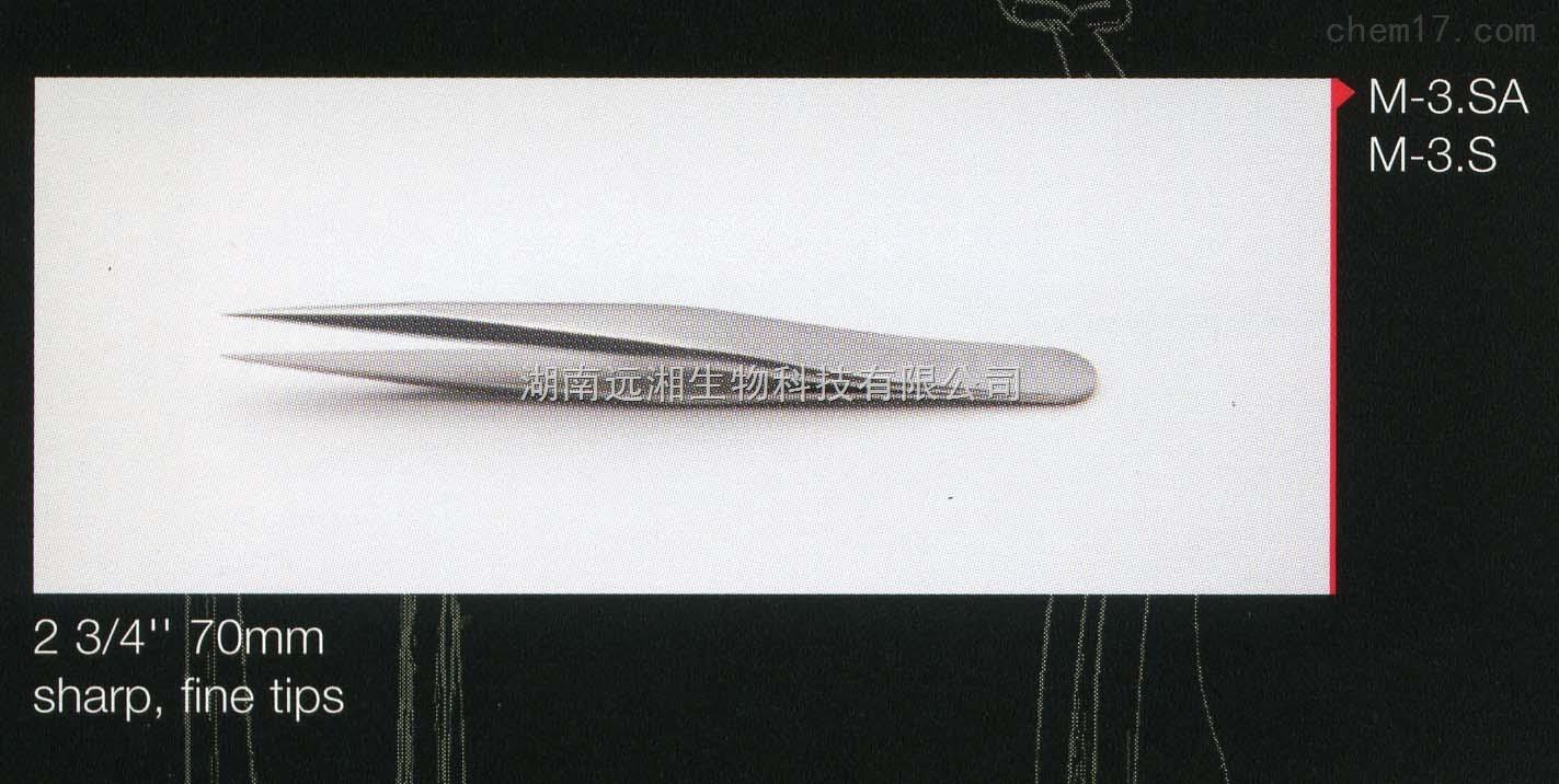 ideal-tek迷你镊子M-3.SA ideal-tek镊子代理 短柄不锈钢镊子