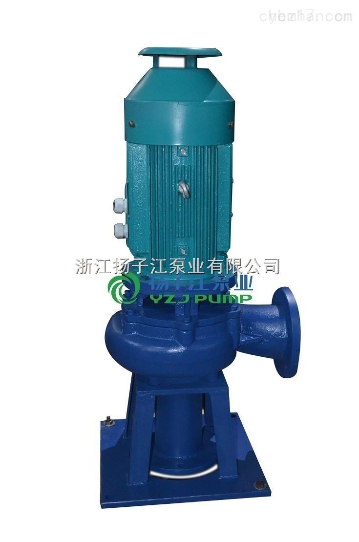 LW立式无堵塞排污泵 WL立式排污泵150LW150-180-15