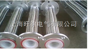 SUTE不锈钢丝编织增强聚四氟乙烯耐高温软管