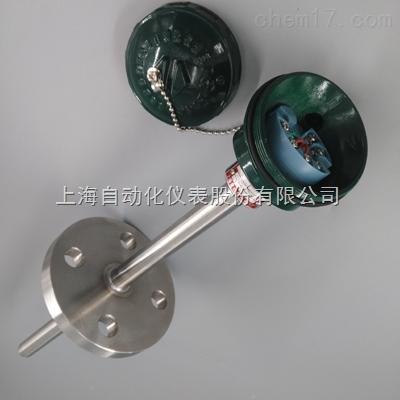 上海自動化儀表三廠SBWZ-2480/WZP-230一體化溫度變送器