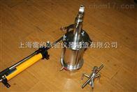 SY-2混凝土压力泌水仪使用,压力泌水仪