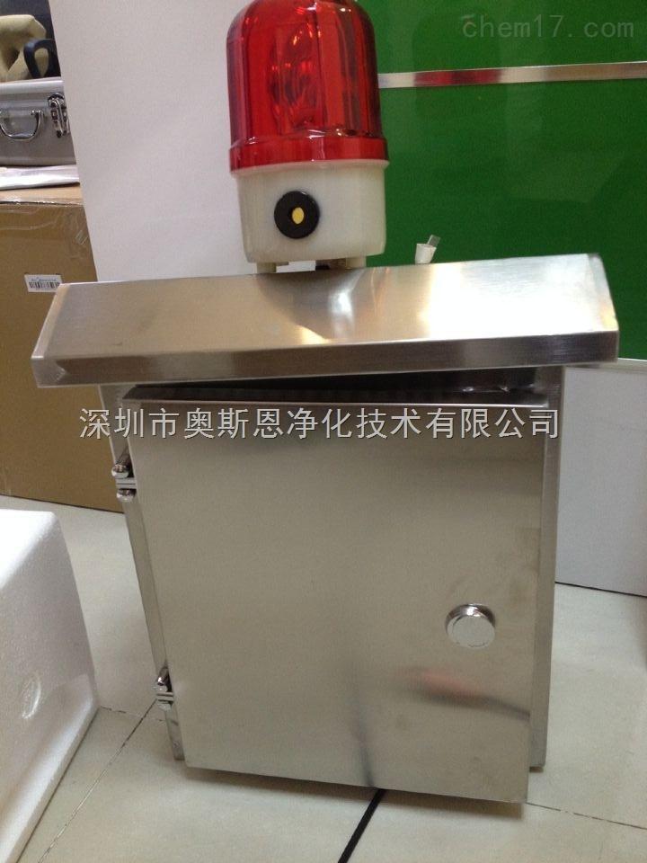 壁挂式粉尘检测报警仪车间专用粉尘浓度检测仪