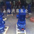 【上海消泉泵业】IRG300-250 立式管道离心泵 热水管道离心泵