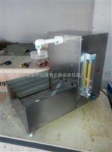 新型砂基透水砖透水速率测试仪、砖透水速率测试装置