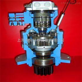 YUY-HM挖掘机回转马达模型|工程机械实训设备